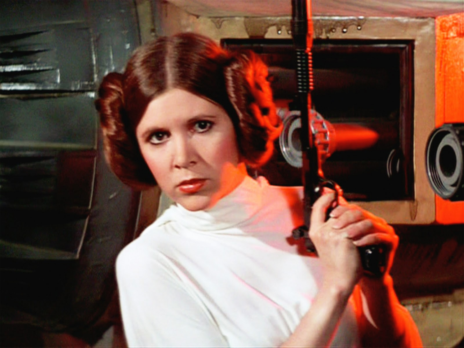 Women In Science Fiction Week Princess Leia Feminist