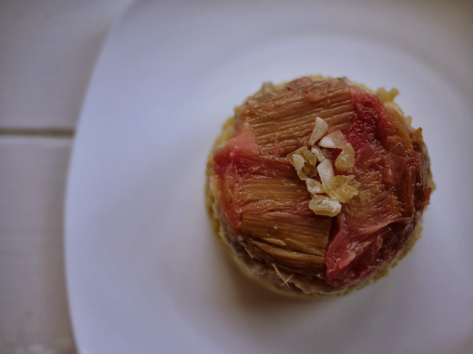 What Kate Baked...and baby!: Rhubarb and Stem Ginger ...