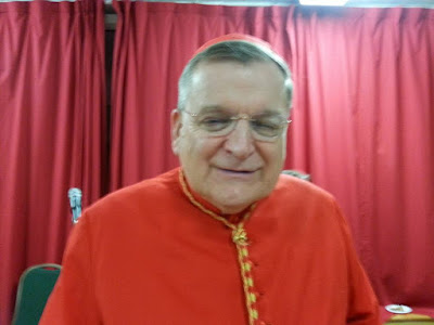 Cardinal Raymond Burke