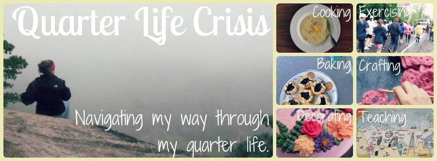 Quarter Life Crisis