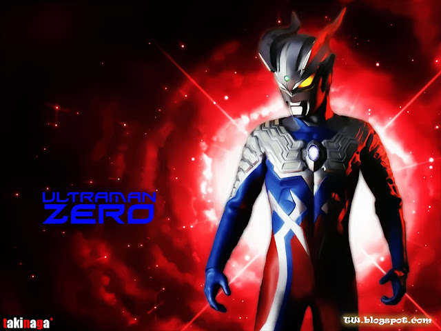 Ultraman Zero - Tokusatsu Wallpaper