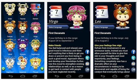 Horoscope HD Pro v1.40 Apk For Android