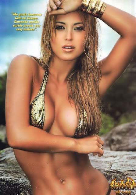 Model Jessica Cirio