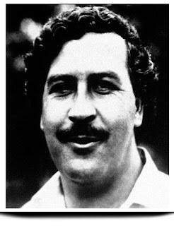 Pablo Escobar Narco Colombiano