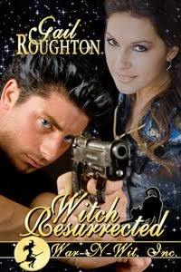 Witch Resurrected - War-N-Wit, Inc. - Book 1