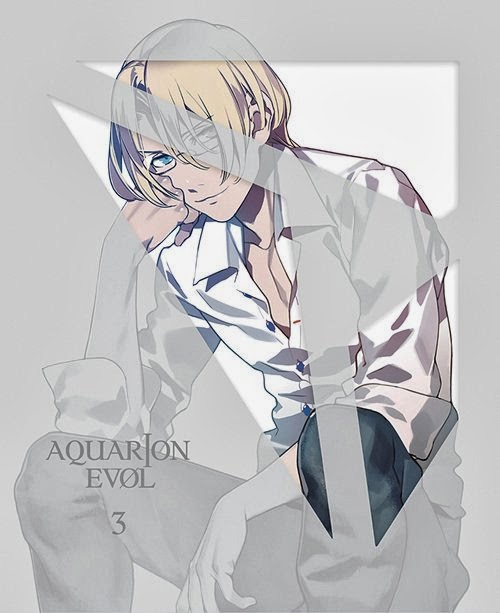 Aquarion Evol OST Collection