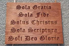 Informações sobre a Reforma Protestante.