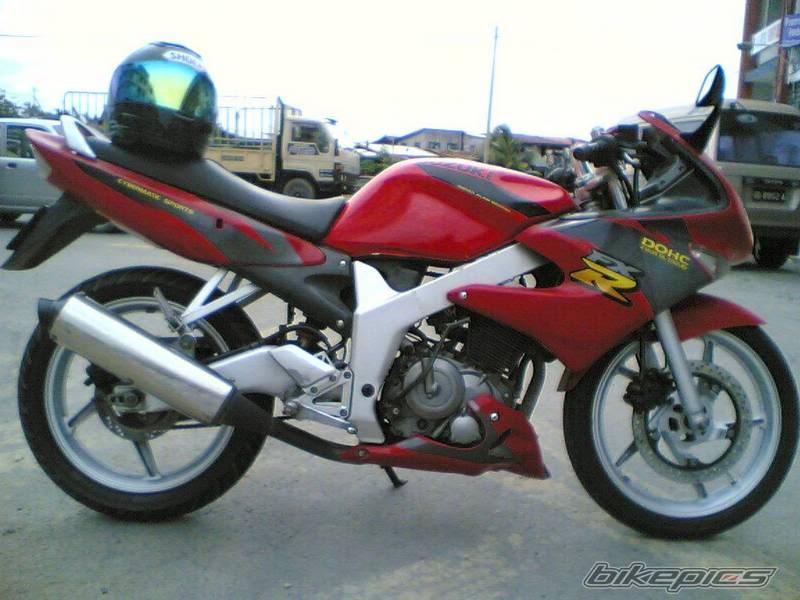Suzuki Fxr  Top Speed