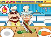 Aprendiz de cocina