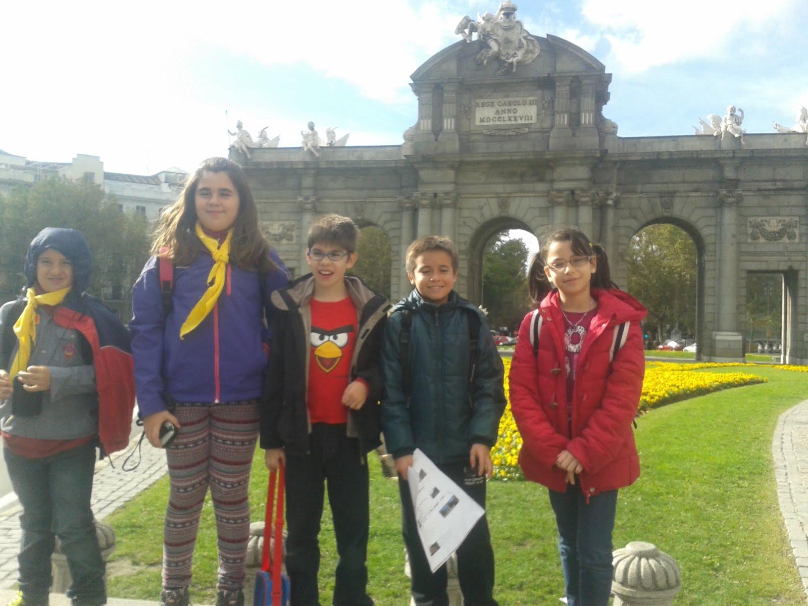 Conociendo Madrid