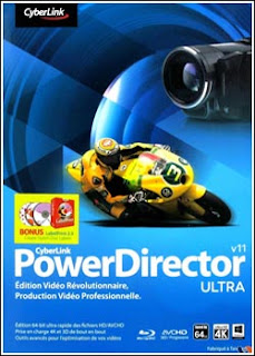 Download CyberLink PowerDirector 11 Ultra + Torrent