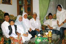 Husni Rahim's Family