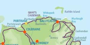 The Causeway Coast!