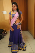 Neetha sizzling photo shoot in half saree-thumbnail-11