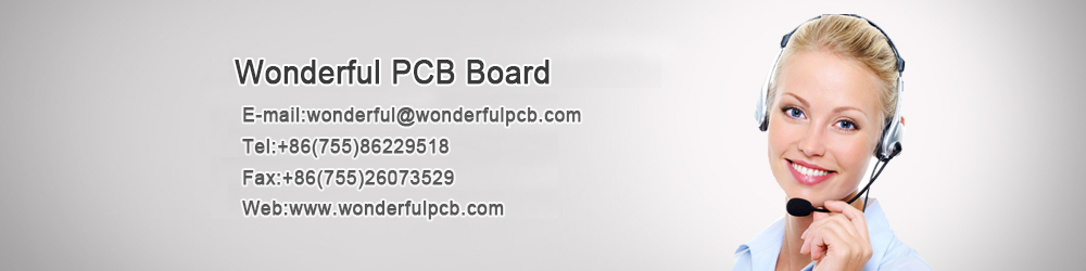Wonderful PCB Manufacturer