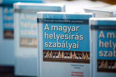magyar nyelv, helyesírás, magyar nyelv szabályai, Magyar Tudományos Akadémia, új magyar helyesírás