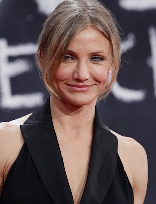 Cameron Diaz Cute Face