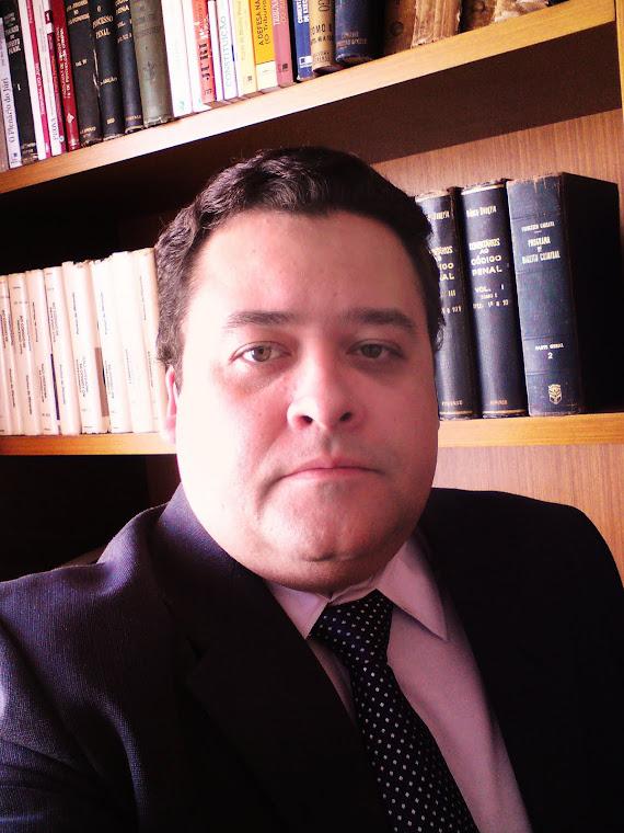 Professor Luiz Carlos Saldanha Rodrigues Junior