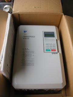 ขาย Inverter Yaskawa รุ่น VARISPEED 616G5