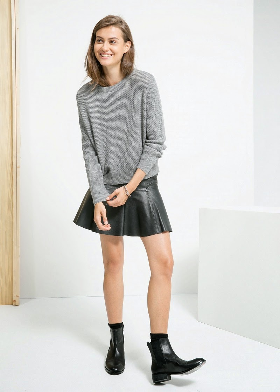 Deri etek pantolon 2015 moda bilgilerburada 1 2015 deri etek modelleri
