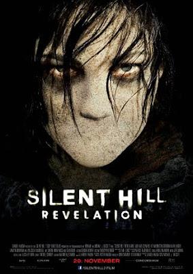 Filme Poster Terror em Silent Hill: Revelação TS XviD & RMVB Legendado