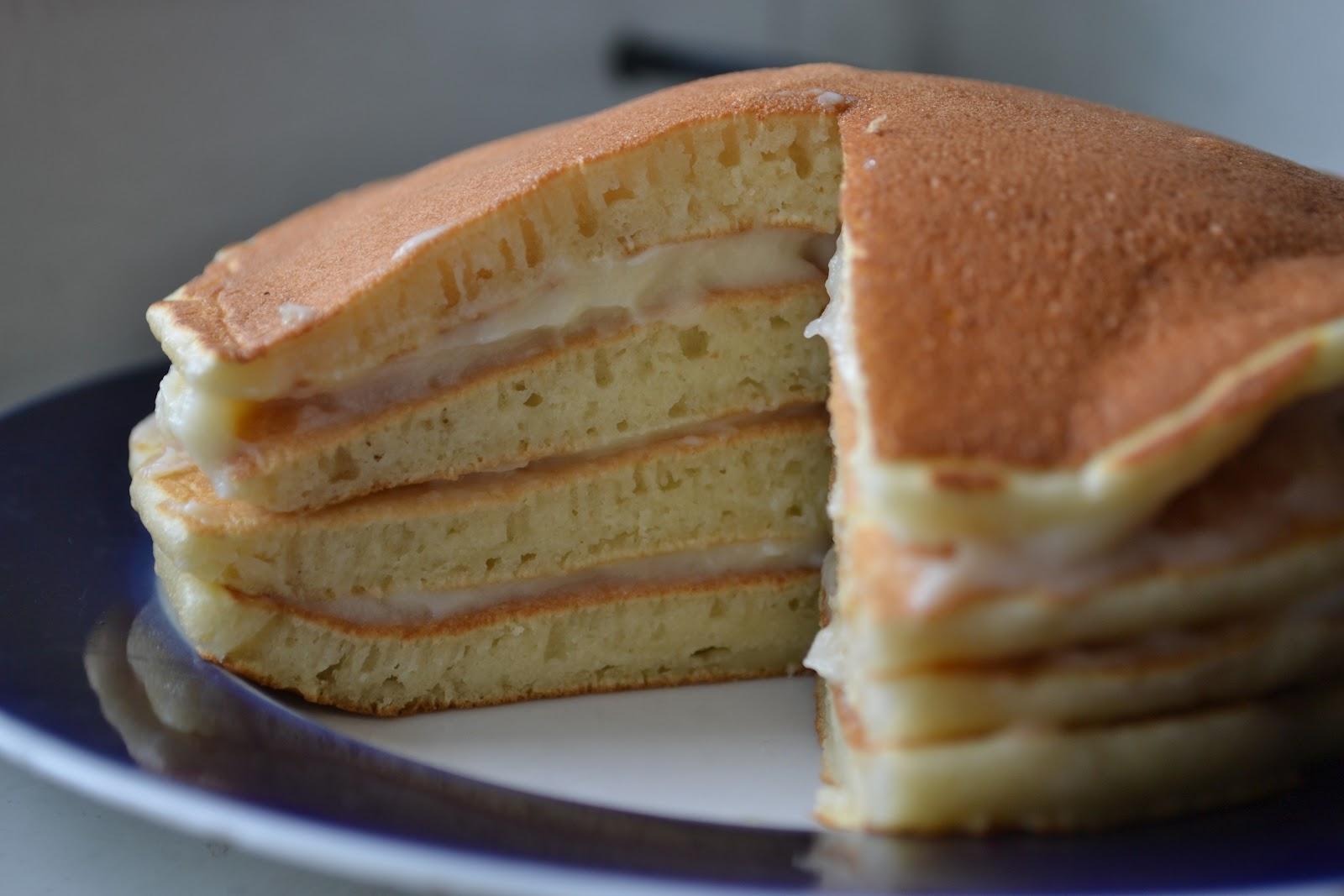 Торт из панкейков рецепт пошагово