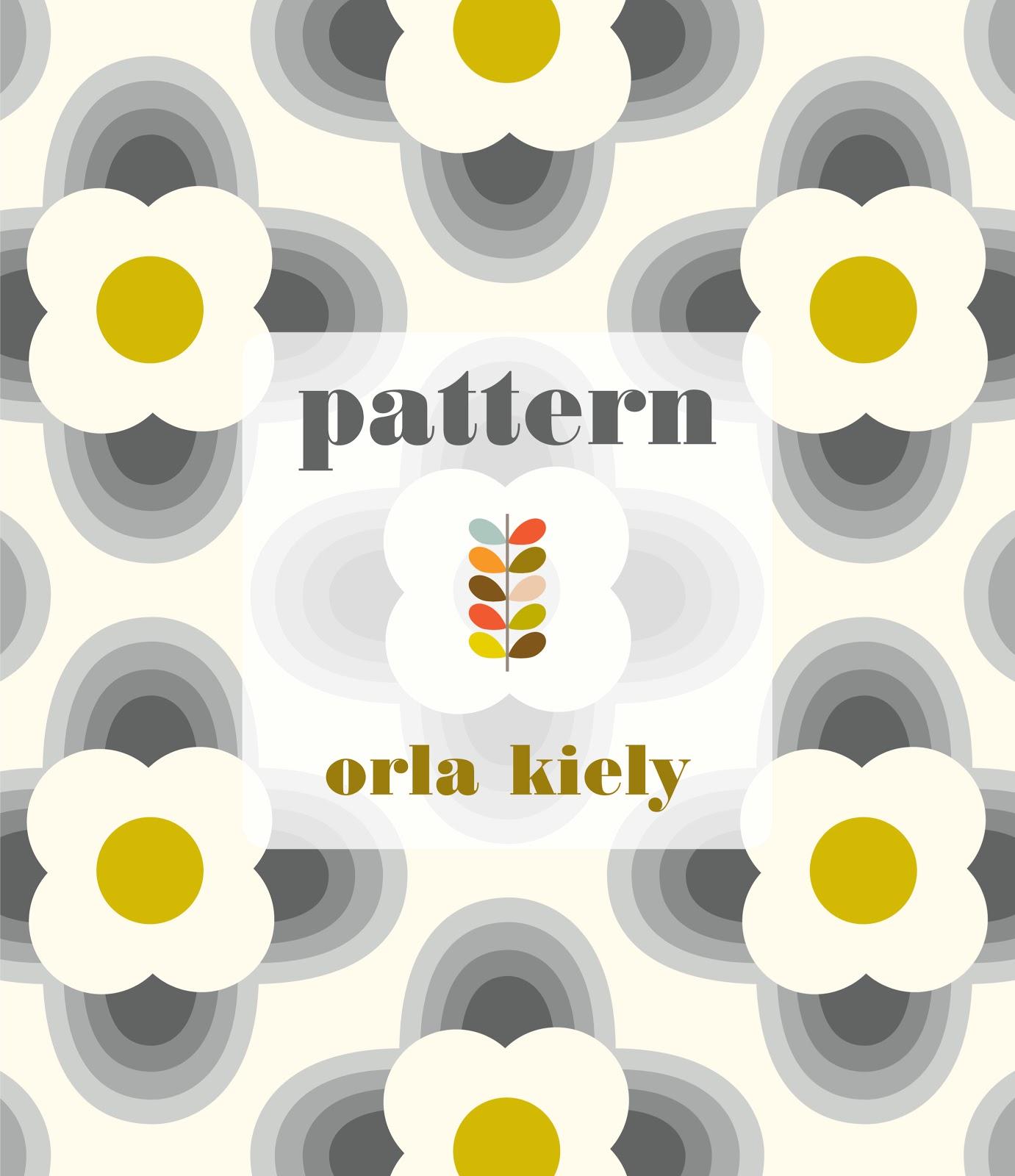 Paperfolk inspiring reads pattern by orla kiely
