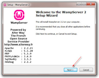 Trick How To Install WampServer and Configuration