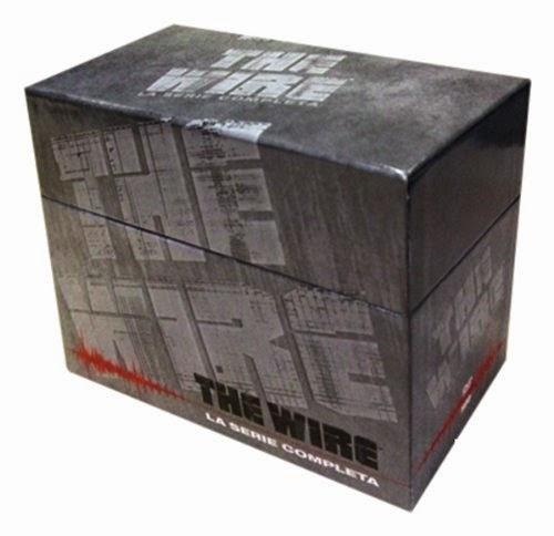 the wire serie completa