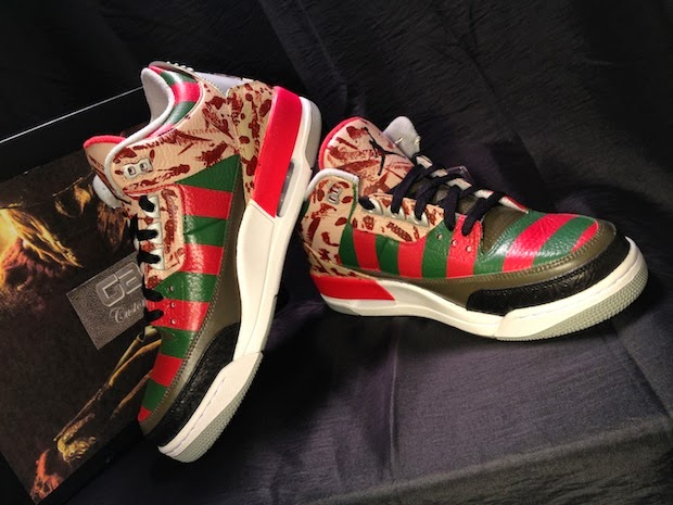 Custom Kicks  Air Jordan 3