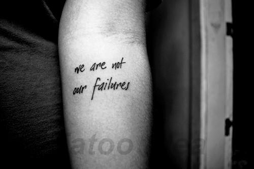 Phrase swag tatouage