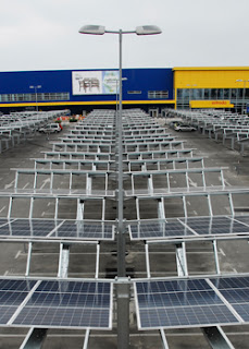 energia solar ikea