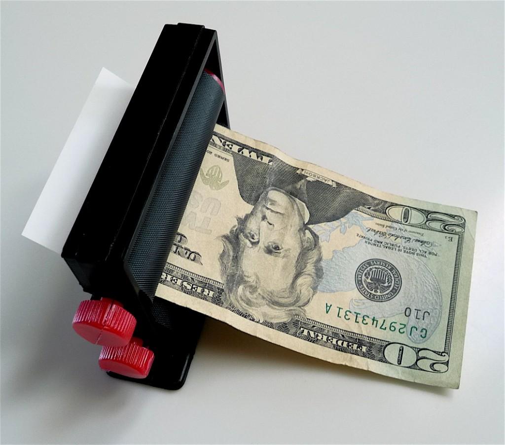 Как сделать машинку которая печатает деньги своими руками