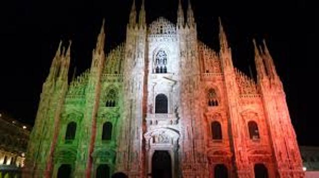 Duomo Tricolore