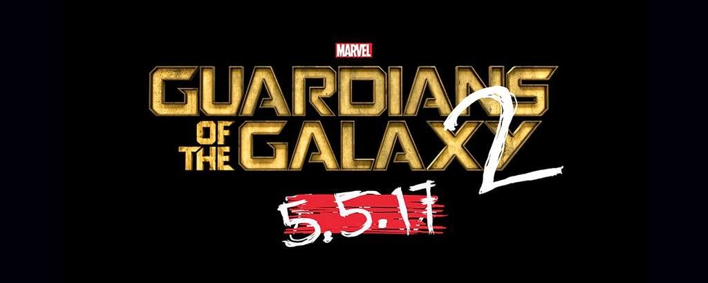 HD Guardians of the Galaxy 2 wallpaper logo