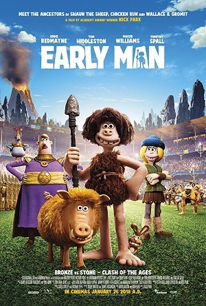 Early Man - Legendado Bluray Download torrent download capa