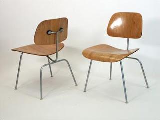 Silla Eames Plywood