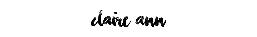 CLAIRE ANN