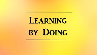learn by doing