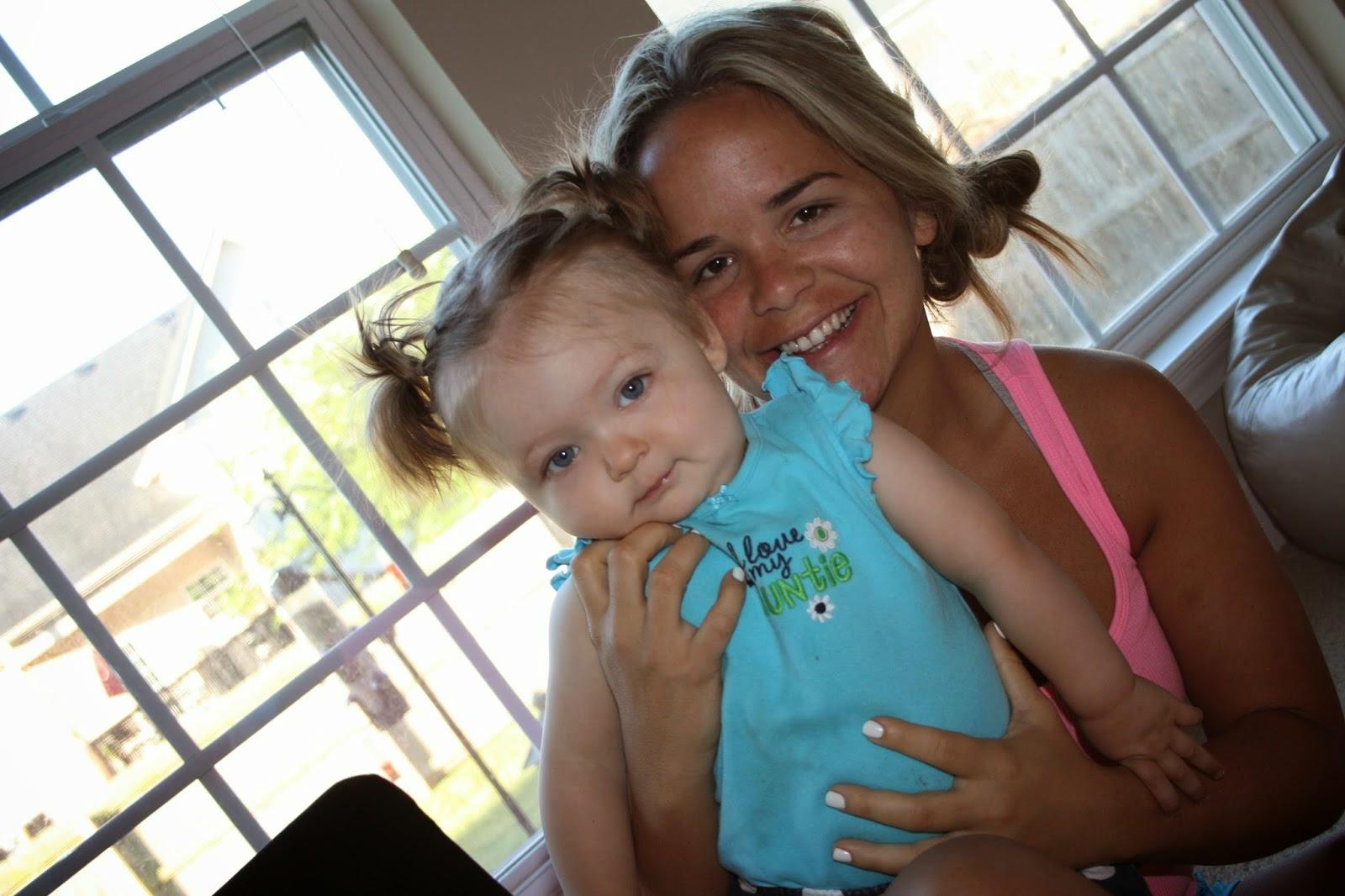 Hannah (ten months)