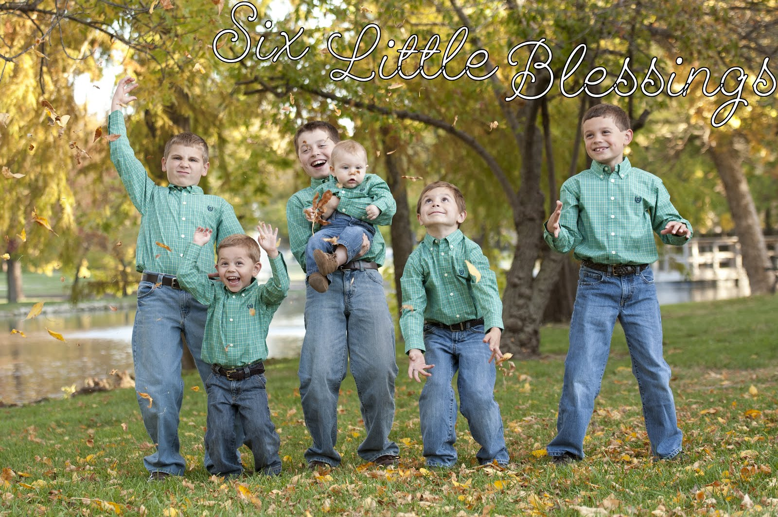 Six Little Blessings