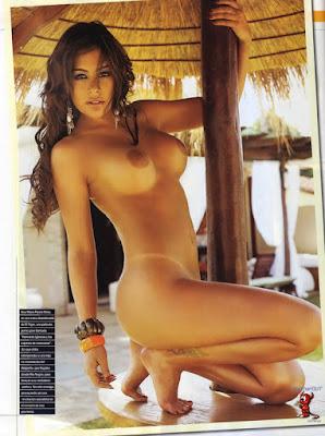 Larissa Riquelme sexy chick