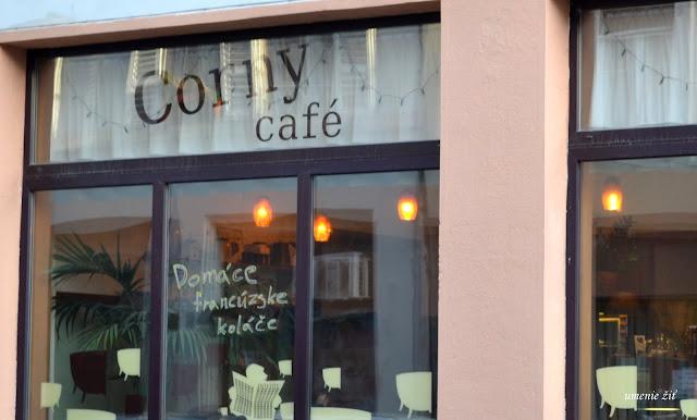 Corny café