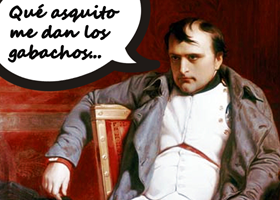 Napoleón odiaba a Francia