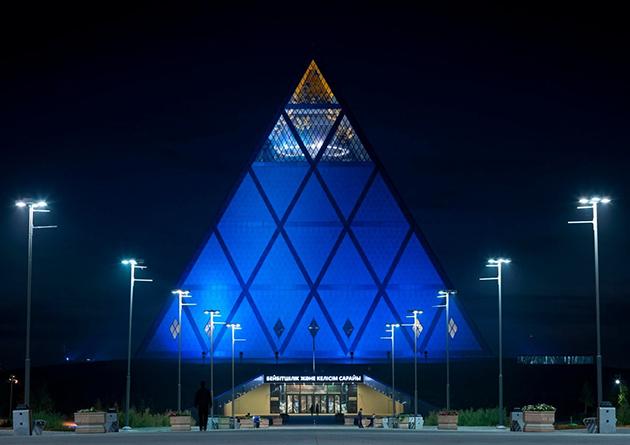 Pirámide de Astana