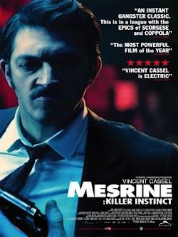 Vụ Án Bí Ẩn - Mesrine: Killer Instinct (2008) Poster