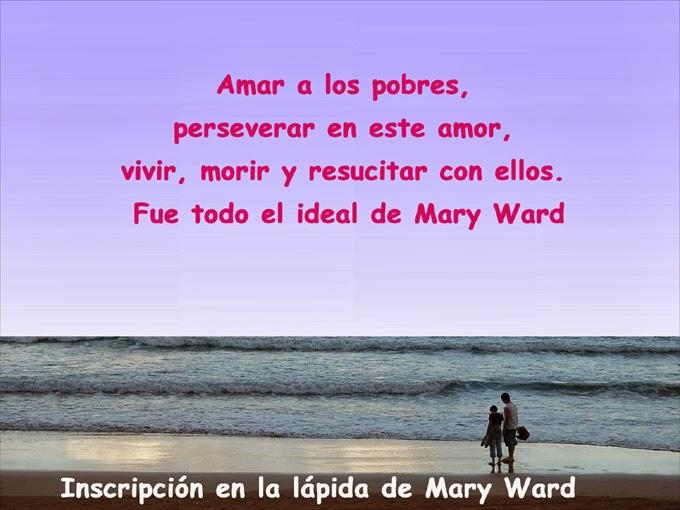 Legado de Mary Ward
