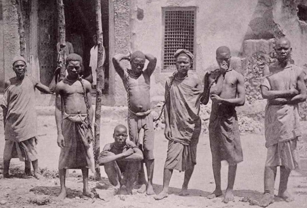 Белые секс рабыни африки 48