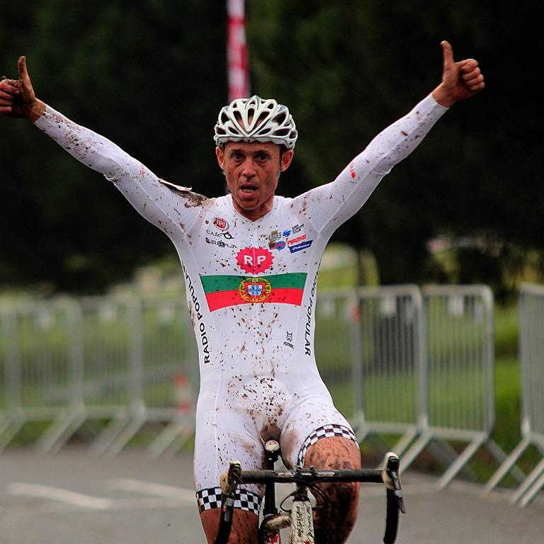 Campeão Nacional M50 de Ciclocrosse 2018