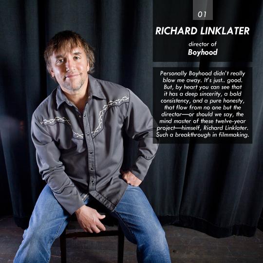 Richard Linklater (Boyhood)